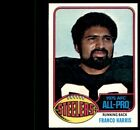 Franco Harris Cards, Rookie Card and Autographed Memorabilia Guide 21