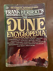 The Dune Encyclopedia by Willis E McNelly 1984 Trade Paperback 1st Edition