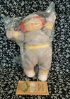 Vin Red Head Cabbage Patch Kid In Original Bag With Birth Certificate 1954 Mint
