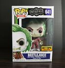 Funko Pop! Movies Beetlejuice (Wedding Outfit) #641 Hot Topic Exclusive!!