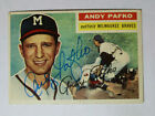 Andy Pafko Cards and Autograph Memorabilia Guide 30