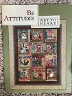 Art to Heart Be Attitudes Block of the Month Quilt Kit Partially Assembled