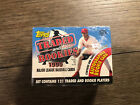 1999 Topps Traded and Rookies Baseball Set - Factory Sealed - 121 Cards