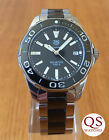 Tag Heuer Aquaracer ladies watch WAY131A - excellent condition + box + papers