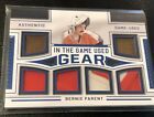 2016 Leaf In The Game Used Hockey Cards 14