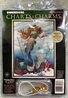 Dimensions ChartsCharms 72462 Ocean Princess Counted Cross Stitch Complete Kit