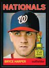 Bryce Harper Autographs In All Remaining 2012 Topps Products 19