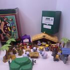 Fisher Price Little People Christmas Story Nativity Playset + Extras Wise Men K1