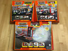 2021 Matchbox Action Drivers Fire Station Helicopter Rescue Fuel Station ALL 3