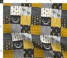 Image Fabric Printed by Spoonflower BTY