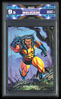 1992 SkyBox Marvel Masterpieces Trading Cards 86