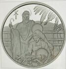 2021 NIGHT OF JESUS BIRTH NATIVITY LIMITED EDITION 1 OUNCE COIN IN CAPSULE