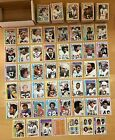 1978 Topps Football Partial Set 370 Cards W Stars Rookies Excellent Condition