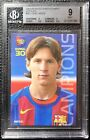 Lionel Messi Rookie Cards Checklist and Apparel Guide 19