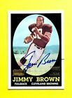 Top Jim Brown Football Cards of All-Time 31
