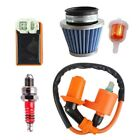 3XGY6 Coil Racing Air Filter CDI Ignition for 50cc 125cc 150cc 139qmb 152q Z3S2
