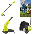 12 in Cordless String Trimmer Adjustable Battery Lawn Garden Tool Only 40V