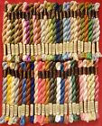 Anchor Perle Coton Pearl Cotton Embroidery Thread Lot 50 Skeins Size 3 Lot 3