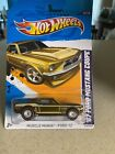 Hot Wheels 2012 Super Treasure Hunt 67 Ford Mustang Coupe with protector 1 64