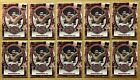Muhammad Ali Lot Of (10) 2010 Ringside Boxing Round One #99 Mint Condition