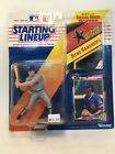 Starting Lineup Ryne Sandberg Chicago Cubs Figure w Poster and Card Kenner 1992