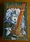 LADY DEATH 1994 Krome Productions Chromium Trading Cards Sealed Unopened Box