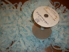 vintage 120 yards ROLL stretch trims NORTH AMERICAN LACE 3 4 BLUE nyl spdx USA