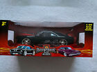 2006 1 badd ride diecast 1969 dodge charger 124 Scale Black