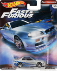 Hot Wheels Fast and Furious Premium Fast Imports Skyline GT R BNR34