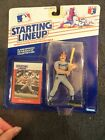 1988 Ozzie Guillen Starting Lineup figure Card Chicago White Sox