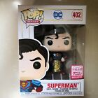 Funko Pop! DC Heroes 2021 Summer Exclusive Imperial Palace Metallic Superman 402