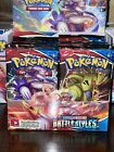 10 Battle Styles Booster Pack Lot From Factory Sealed Pokemon Booster Box