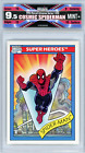 1990 Impel Marvel Universe Trading Cards 138