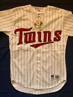 Minnesota Twins Authentic Russell Athletic Jersey New NWT Sz 44 Mint