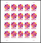 NEW 2019 200 Hearts Blossom Love stamps 10 Sheets Of 20 USPS Postage