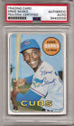Ernie Banks Cards, Rookie Card and Autographed Memorabilia Guide 35