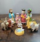 House of Lloyd CHILDS 1st NATIVITY SET  Christmas Around The World  Incomplete