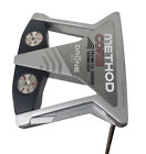 Nike Method Core Drone 20 Putter 35 Right Handed Mallet Putter With Headcover