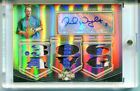 DAVID WRIGHT 2010 Topps Triple Threads Platinum Auto Jersey Patch SP 1 1 1 of 1