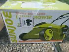 Sun Joe MJ401C 28 Volt 14 Inch Cordless Lawn Mower Battery + Charger Included