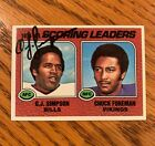 O.J. Simpson Cards, Rookie Card and Autographed Memorabilia Guide 46