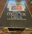 Impel - Disney Collector Cards (1991) - Sealed Wax Box In Fantastic Shape!!