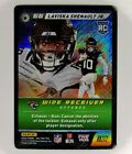 2020 Panini NFL Five Trading Card Game Football Cards - Checklist Added 35
