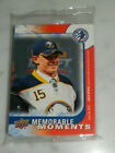 JACK EICHEL 2016 UPPER DECK NATIONAL HOCKEY CARD DAY MOMENTS #16 PACK LOT x25