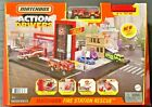 Matchbox 2021 ACTION Drivers Fire Station Rescue w Lights  Sounds GYV87 164
