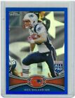 Wes Welker Cards and Autographed Memorabilia Guide 11