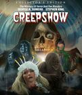 CREEPSHOW BLU RAY SET WITH 40 PAGE BOOKLET NEW SEALED SCREAM FACTORY FREE SHIP