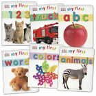 My First Learning Board Books Set of 6