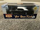 1966 Pontiac GTO Get Your Kicks Route 66 Diecast Scale 118 Unopened