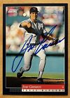 Jose Canseco Cards, Rookie Cards and Autographed Memorabilia Guide 6